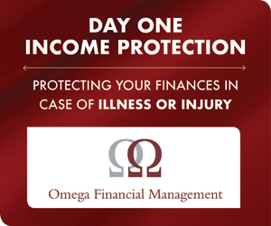Omega Financial Ad